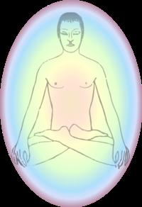 Yogi in Samadhi