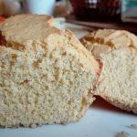 Kichererbsen-Brötchen mit frischer Hefe aus der Muffin-Form