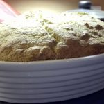 Brot-Weizenfrei-Kichererbsenmehl-Hefe