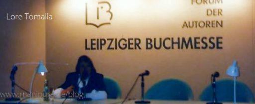 Buchmesse - Lore Tomalla