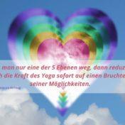 Herzensangelegenheit Yoga