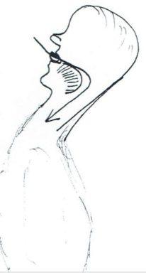 Pranayama-Yoga-Kaki-Mudra