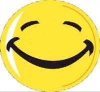 Lächel zuerst