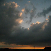 Wolken und Geist