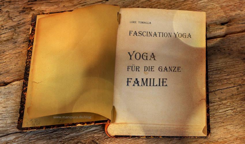 Fascination Yoga von Lore Tomalla