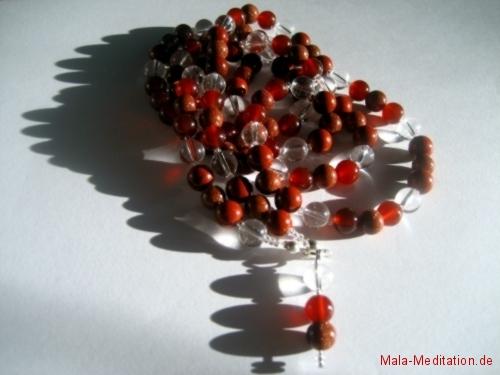 Muladhara Mala für Mala-Meditation